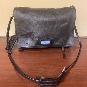Etiquette Flap Bag Glace Calf Large